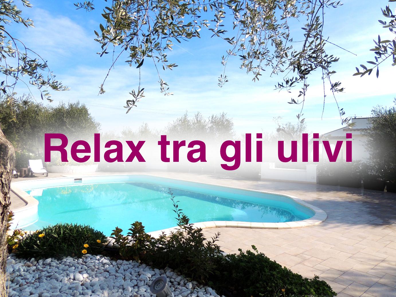 Relax tra gli ulivi
